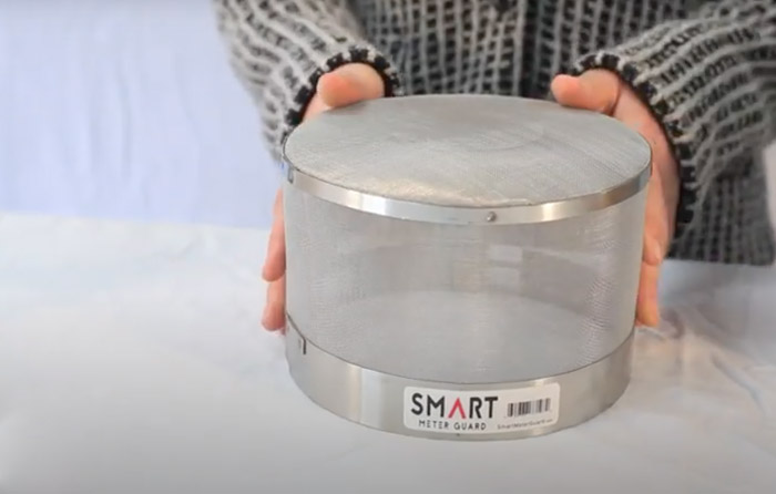 Smart Meter Guard Protection EMF